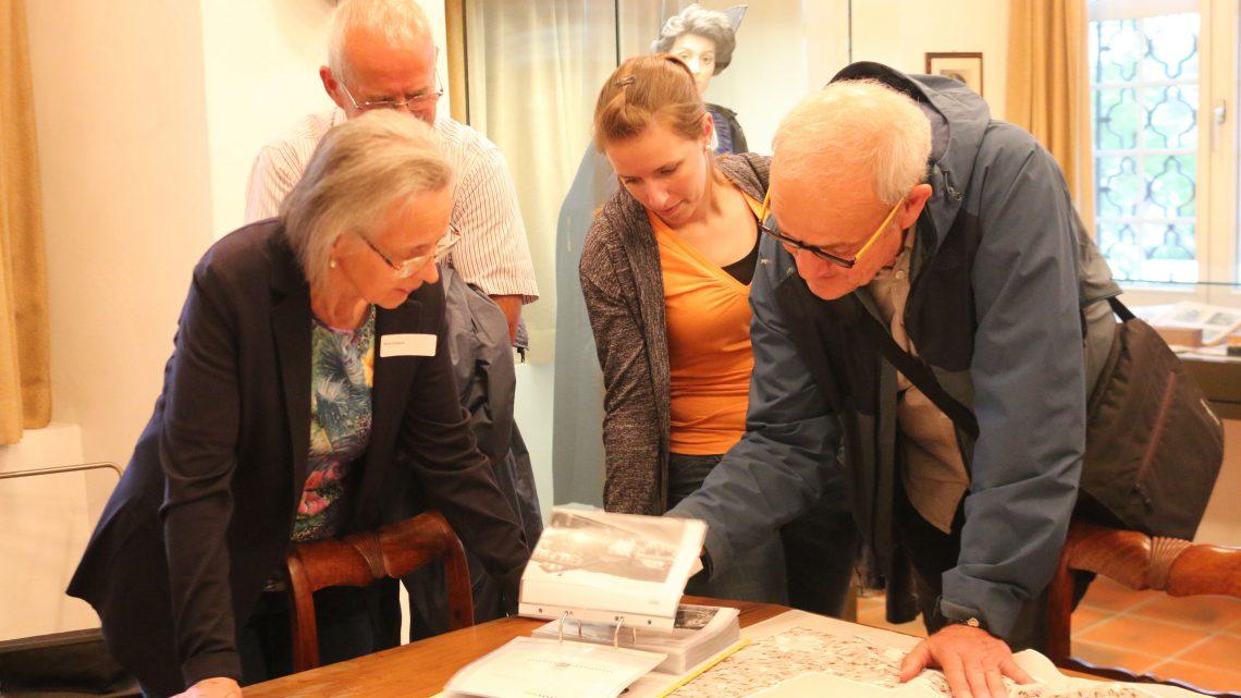 Gewerbeverein Oberuzwil: Spannende Geschichtsstunde im Ortsmuseum