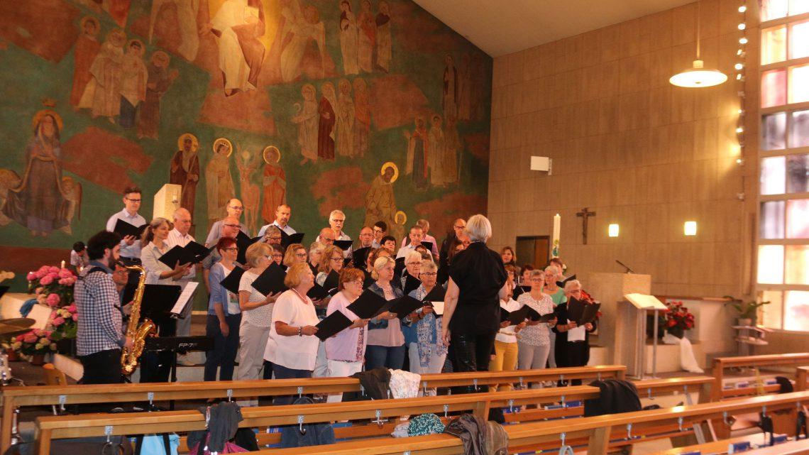 Ökumenischer Festgottesdienst vor dem grossen Jubiläumstag