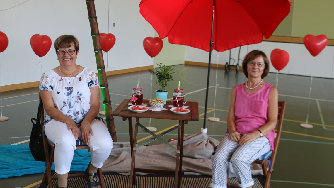 Schule Bichwil ade, ade – Abschied nach 39 Jahren