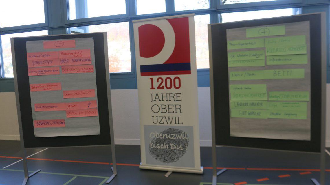 2040: Hoher Besuch in Oberuzwil