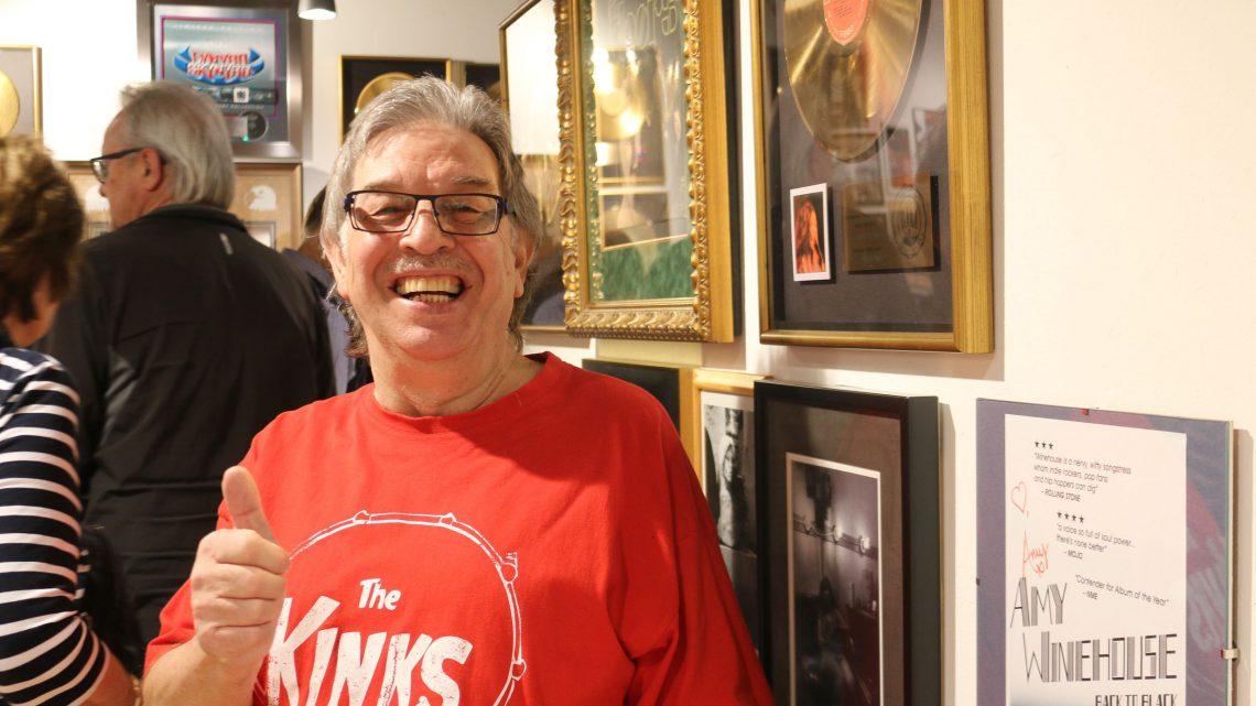 """""""The Kinks"""" zu Besuch im Rock- & Pop-Museum Niederbüren"""