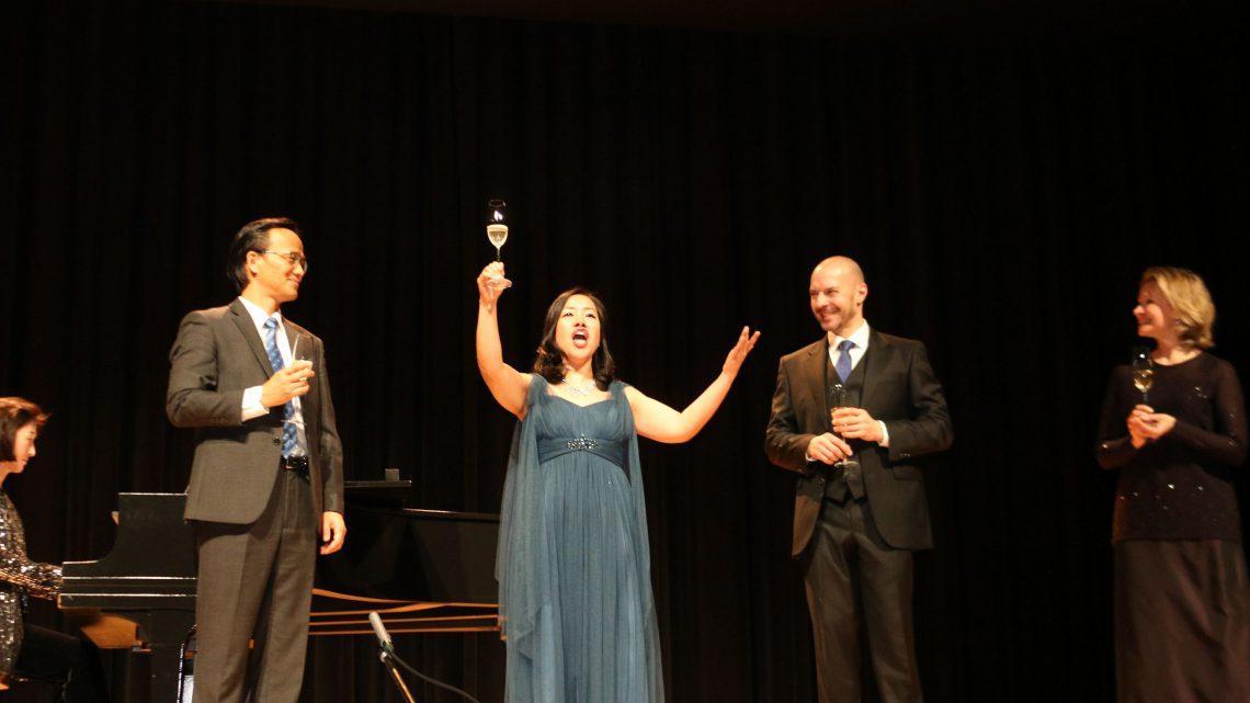 Konzertzyklus Uzwil in Champagnerlaune