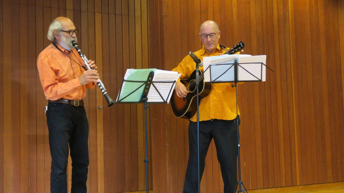 Goldene Feierabendstunde mit dem Duo D'ORO